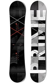 Сноуборд PRIME Snowboards Concrete Black Grey