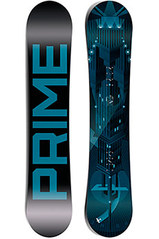 Сноуборд PRIME Snowboards Minister Black