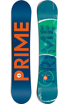 Сноуборд PRIME Snowboards Surf Blue Green