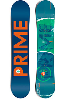 Сноуборд детский PRIME Snowboards Surf Child Green