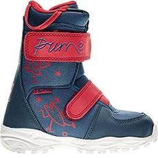 Ботинки для сноуборда PRIME Snowboards Fun Blue/Red