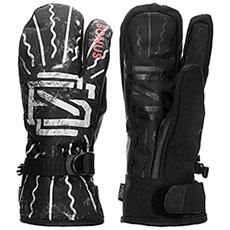 Варежки сноубордические Bonus Gloves One Finger Black