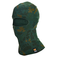 Балаклава Terror Snow Facemask 5.0 Camo Green