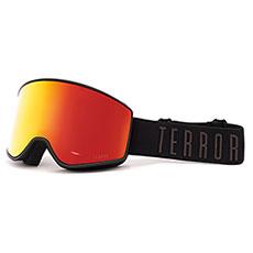 Маска для сноуборда Terror Snow Spectrum Black Red