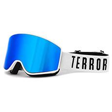 Маска для сноуборда Terror Snow Spectrum White Blue