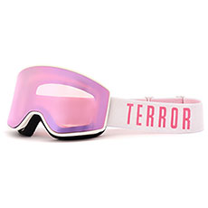 Маска для сноуборда Terror Snow Spectrum White Pink
