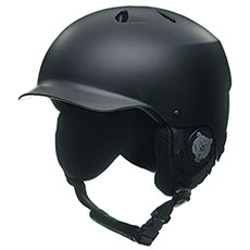 Шлем для сноуборда Terror Snow Freedom Helmet Black