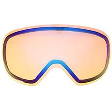Линза для маски QUIKSILVER Qsr Colorl Lens Brown/Ml Blue