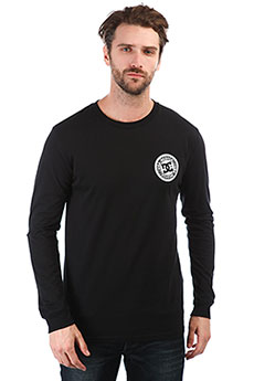 Лонгслив DC Circle Star Ls Black