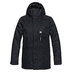 Куртка утепленная детская DC Shoes Ripley Black