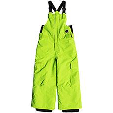 Комбинезон сноубордический детский QUIKSILVER Boogie Kids Lime Green