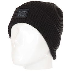 Шапка Element Cadet Ii Beanie Flint Black