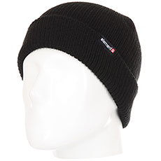 Шапка Element Kernel Beanie Flint Black