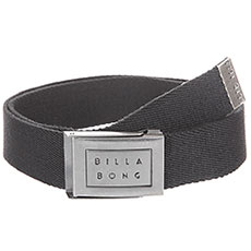Ремень Billabong Sergeant Belt Blаck