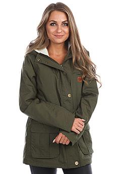 Куртка женская Billabong Facil Iti Olive