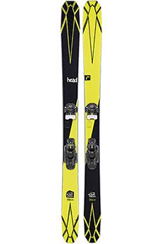 Горные лыжи Head Cyclic 115 Sw 171 Black/Neon Yellow
