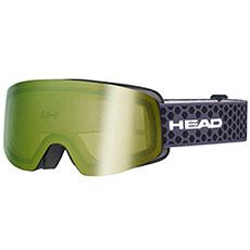 Маска для сноуборда Head Infinity Tvt Green