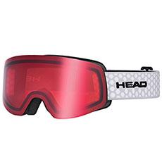 Маска для сноуборда Head Infinity Tvt Red