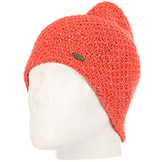 Шапка Rip Curl Slouch Beanie Hot Coral