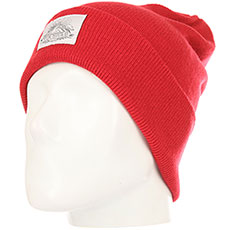 Шапка женская Rip Curl Urban W Beanie Red Orchid