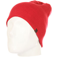 Шапка Rip Curl Brash Beanie Red Orchid