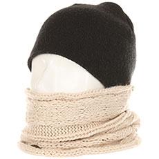 Шарф труба женский Rip Curl Knit Tube Crystal Gray