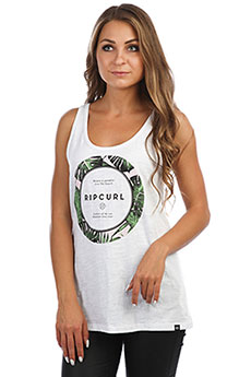 Майка женская Rip Curl Palm Beach Tank White