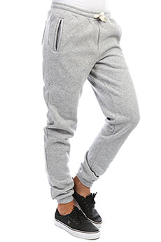 Штаны спортивные женские Rip Curl Authentic Froth Track Pant Cement Marle