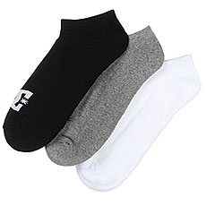 Короткие носки (3 пары) DC Shoes