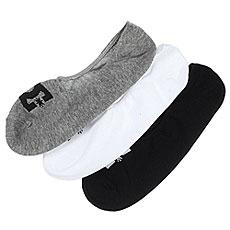Носки-невидимки (3 пары) DC Shoes