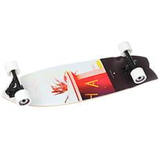 Скейт круизер St Abacaxi Purple 9.5 x 32 (81 см)3