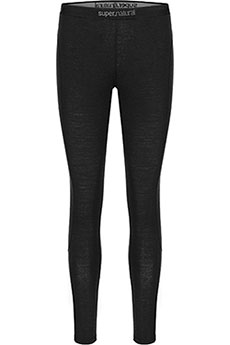 Термобелье (низ) Super Natural Base Tight Black3