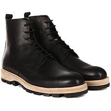Ботинки Clarks Lorwin Mali Черные