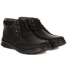 Ботинки Clarks Cotrell Top Черные