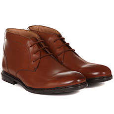 Ботинки Clarks Banbury Mid Коричневые