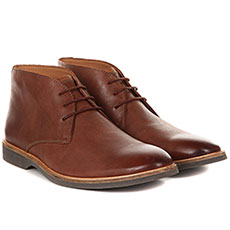 Ботинки Clarks Atticus Limit Бордовые