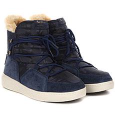 Ботинки женские Pepe Jeans London Roxy Fun Синие