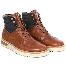 Ботинки высокие Gant Jean Cognac1