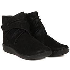 Ботинки женские Clarks Sillian Tana Черные