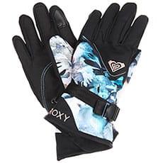 Перчатки сноубордические женские Roxy Rx Jetty Gloves Bachelor Button wate