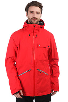 Куртка QUIKSILVER Snow Spindye Flame