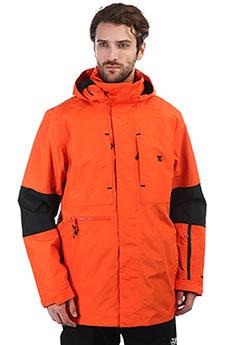 Куртка утепленная DC Command Red Orange