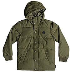 Куртка зимняя детская DC Aydon 2 Burnt Olive