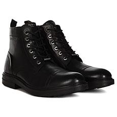 Высокие ботинки Pepe Jeans London Hubert Boot Черные