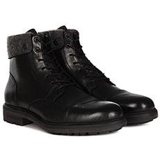 Высокие ботинки Gant Nobel Черные