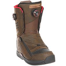 Ботинки для сноуборда DC Travis Rice Brown