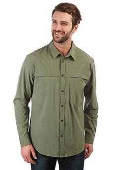 Рубашка QUIKSILVER Saltwaterexplor Deep Lichen Green