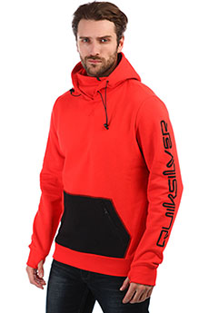 Толстовка сноубордическая QUIKSILVER Big Logo Tech Flame
