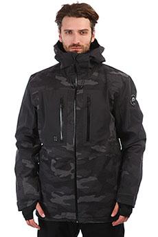 Куртка QUIKSILVER Stretch Fjor Phantom