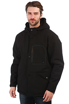 Куртка QUIKSILVER Nighttidesjacke Black